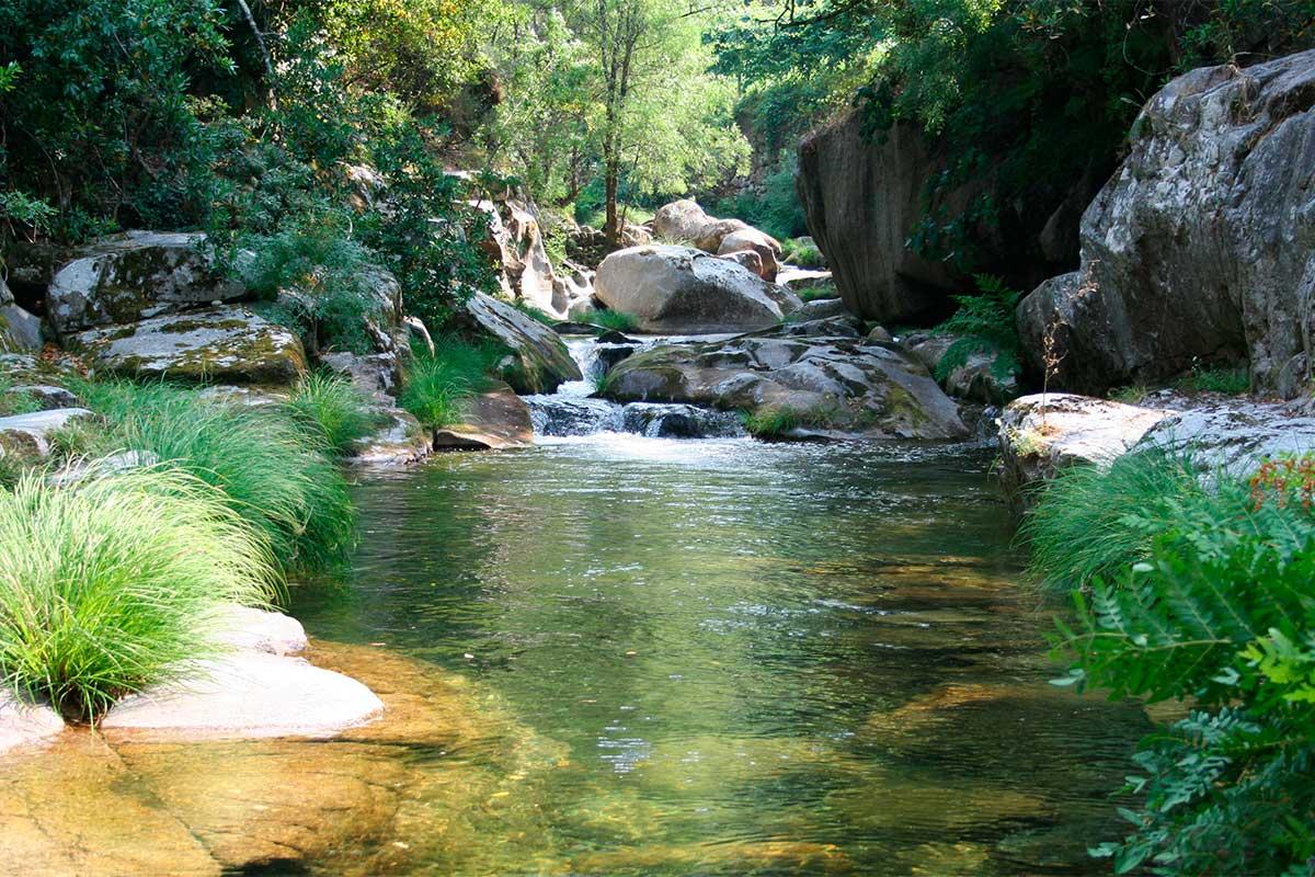 Rio Bestança